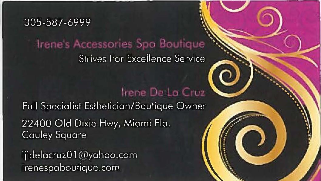 Irene's Accessories